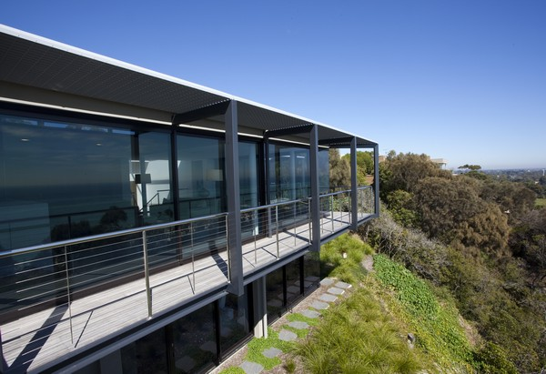 Modern Home with Uncommon Perspectives