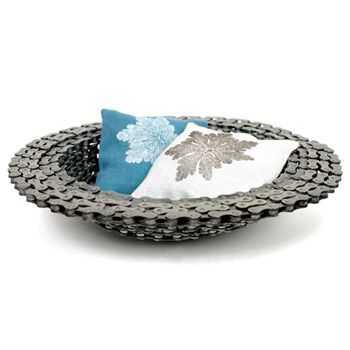 bicycle chain bowl Cool Bicycle Chain Bowl
