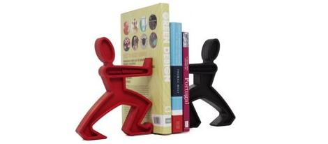 Strong Little Man Bookend