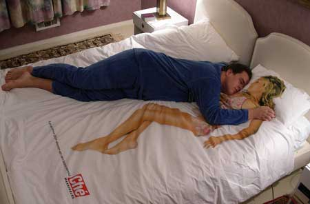 Hot Chick Sheets – Inspiration for your bed