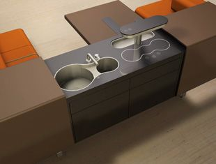Cook Lounge – Cool Furniture Concept