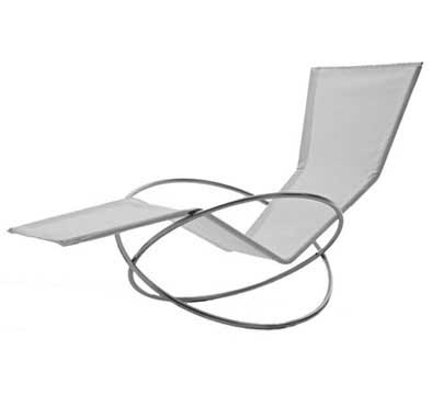Loop Lounger Chair