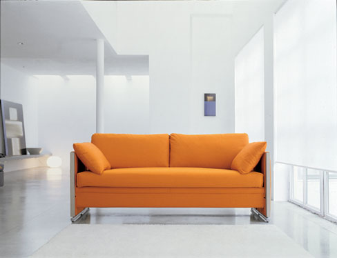 Superb Sofa That Converts Into A Bunk Bed In Two Seconds Freshome Com Short Links Chair Design For Home Short Linksinfo