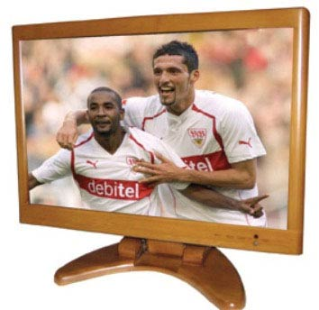 19-inch Bamboo Widescreen LCD Monitor