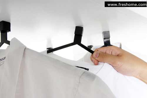 Innovative Idea : Magnetic Clothes Hangers