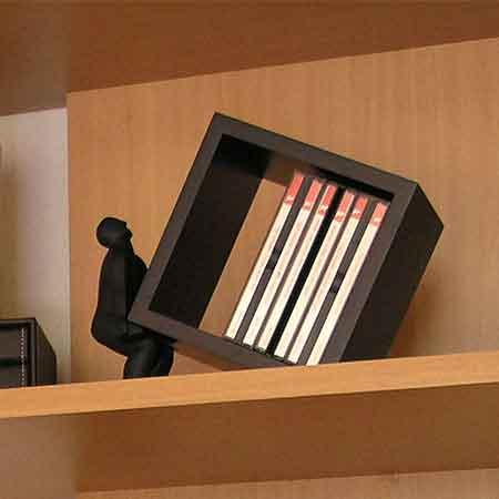 Human CD Holder Collection