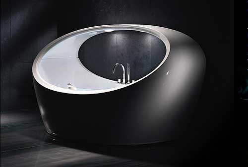 Jacuzzi Morphosis Luxury Bathtubs