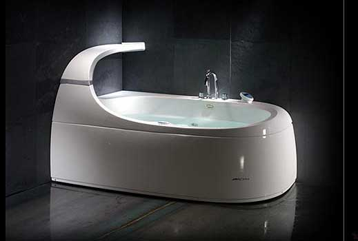 Jacuzzi Morphosis Luxury Bathtubs Sigma