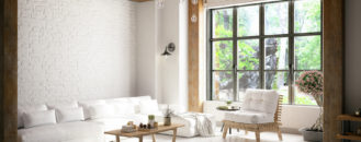 5 Tips for Fooling the Eye and Making a Room Look Bigger
