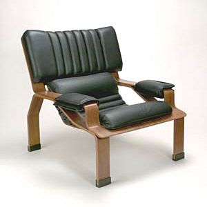 Supercomfort Chair by Joe Colombo
