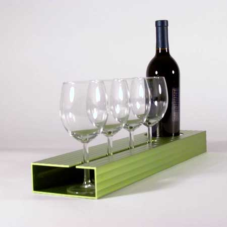 Stylish Wine Tray