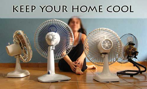 Keep Your House Cool this Summer