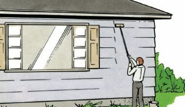 DIY : How To Paint Your House