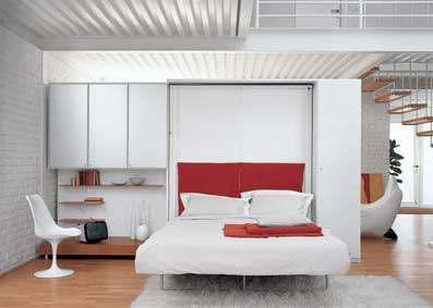 Beautiful Small Bedroom Design – LGM 02 Bed