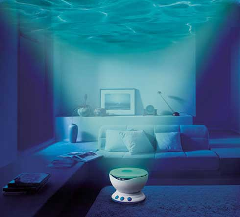 Create a Relaxing Atmosphere in your Home with Healing Theater Umine