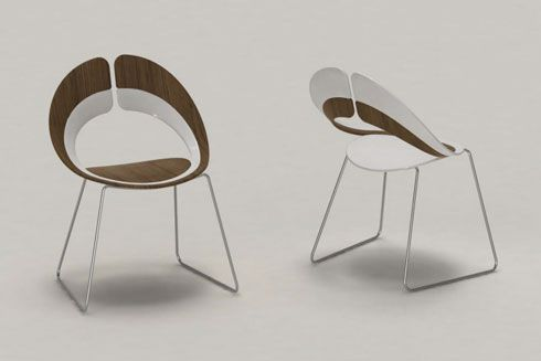 Chairy by Amin Bouchti