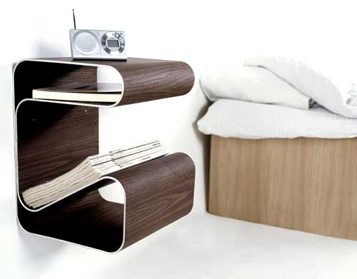 Bedside Table Gubi
