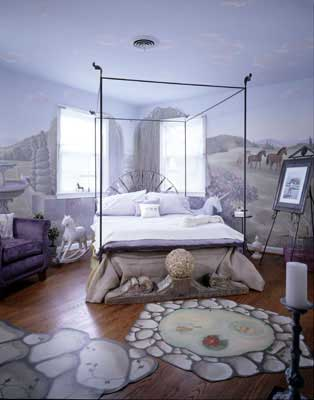 Bedroom Designs Barbara Hawthorn