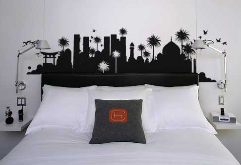 Bedroom Wall Sticker