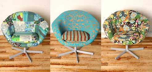 Retro Inspired Chairs