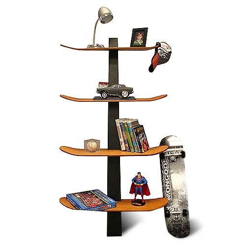 Skateboard Shelf