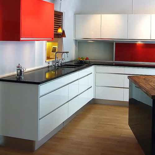 kitchen cabinet ideas small kitchens on Luxury Kitchen Cabinets Kitchen Decoration Ideas