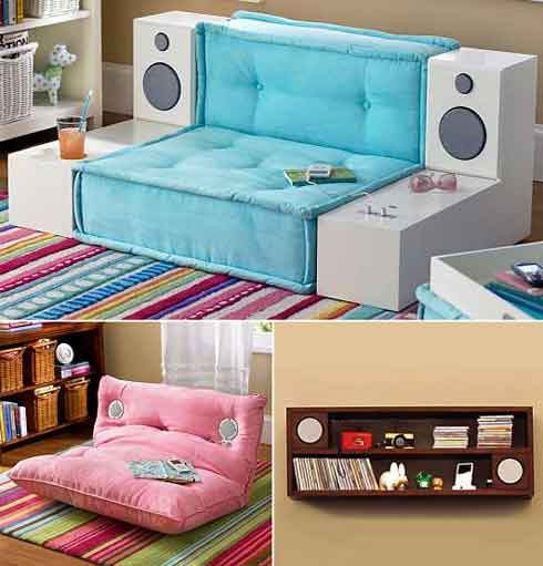 Furniture Inspired by Ipod
