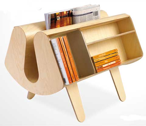 Isokon Penguin Donkey – Storage Unit