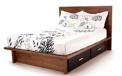 Storage Bed – Wonk's Knickerbocker