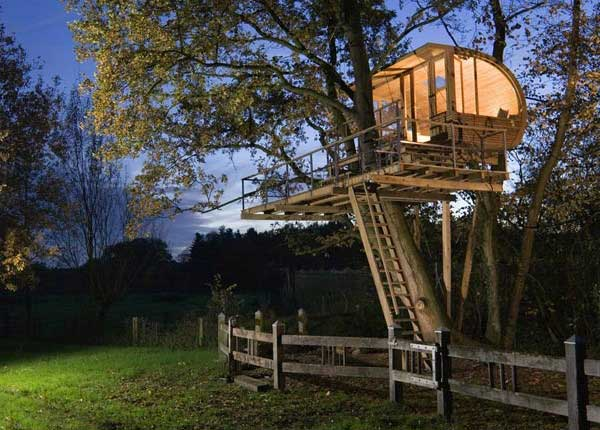 cool tree house Top 8 Most Amazing Tree Houses