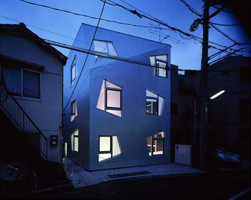 Strange  Japanese Apartment – Fudamae
