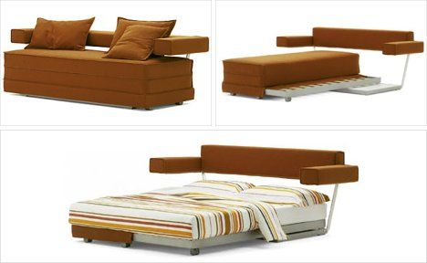 Sofa & Bed Transformer Furniture :  modern furniture sofa bed