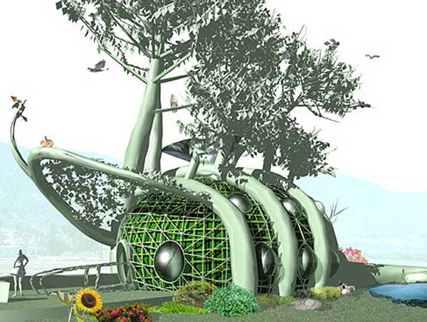 future tree house Top 8 Most Amazing Tree Houses