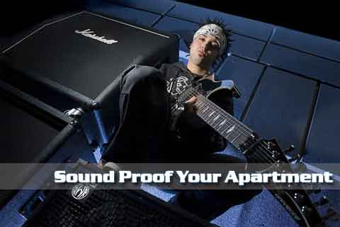 How to Soundproof Your Apartment