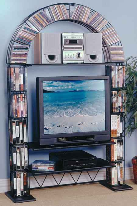 JukeBox Entertainment Center