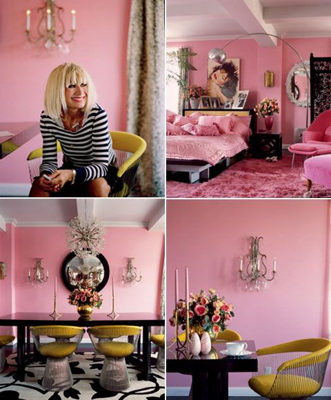 Betsey Johnson – Pink Apartment