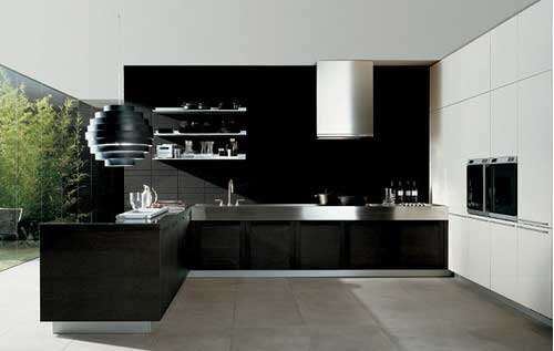 Cool Modern Kitchen