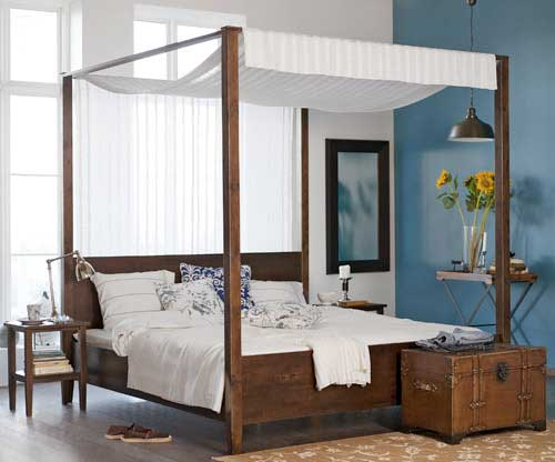 Double Beds Interior Design
