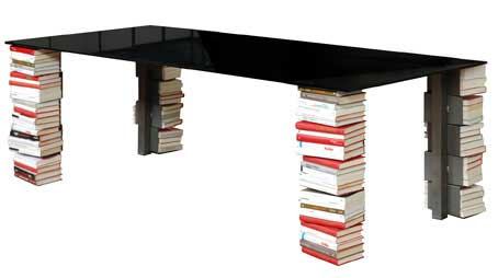 The Bookcase Table – MOCO