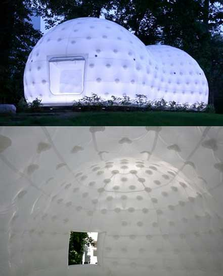 Inflatable Japanese Teahouse
