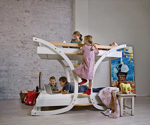 kids bedroom Modern Bedroom Furniture for Kids