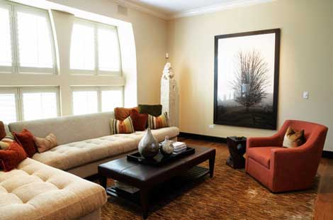 Living Room Decorating Idea