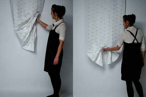 Curtains with Magnetic Technology