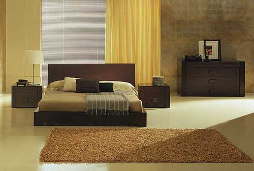 Modern Fashionable Bedroom Design