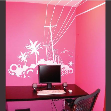 Personalize Your Space with Removable Wall Tattoos