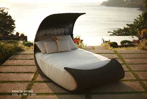 Collect this idea Regatta Daybed - Outdoor Furniture - Daybeds Freshome.com