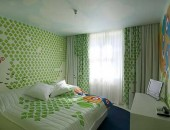 room design1 170x130 Hotel Le Seven, Bringing Together Exquisite Design and Famous Movie Themes