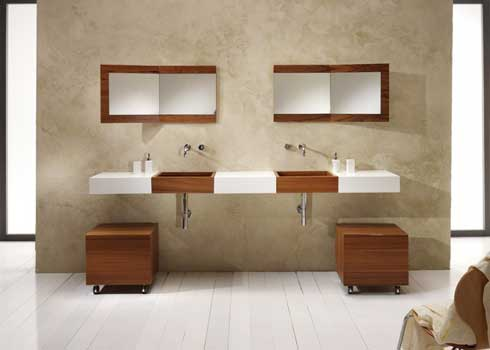 Bathroom Vanities Collection