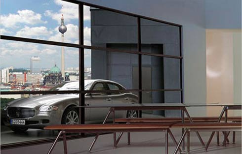 Apartments that Allow You To Park Your Car in Balcony