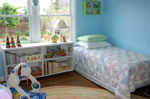 Collect This Idea Clean Kid Room